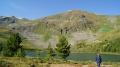 Озеро на гольцах