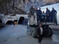 Въезд в тоннель Анзоб (2700м)
