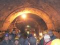 В тоннеле Анзоб