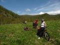 Велопоход через хребет Иолго