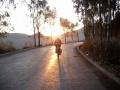 Андрей и восход солнца