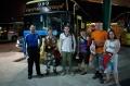 На автовокзале в Бангкоке