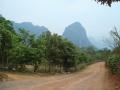 Карстовые горы Лаоса