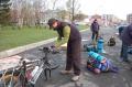 Подготовка велосипедов
