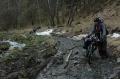 Дорога на Каянчинский перевал