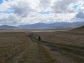 По плато Укок