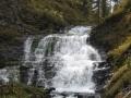 Водопад Учал