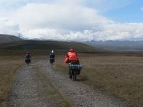 Дорога по плато Укок