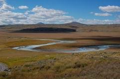 Долина реки Калгуты