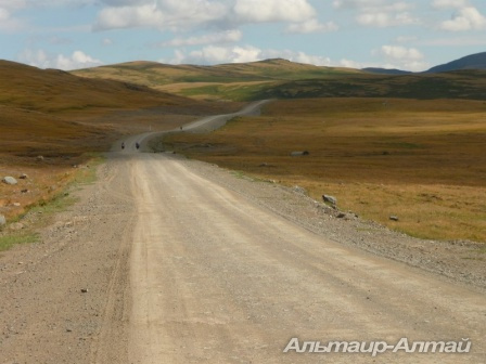 Велопоход по плато Укок
